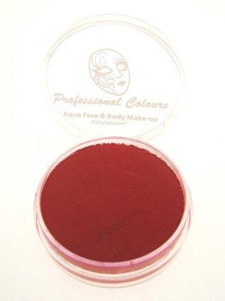 Aquaschmink rood 10 gram