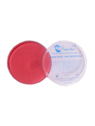 Aquaschmink rood metallic