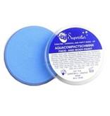 Aquaschmink pastel blauw