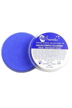 Aquaschmink licht blauw
