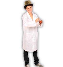 Witte jas