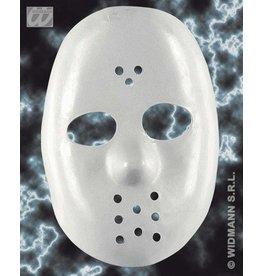 Wit Hockey masker
