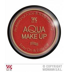 Rode aqua schmink metallic 15 gram
