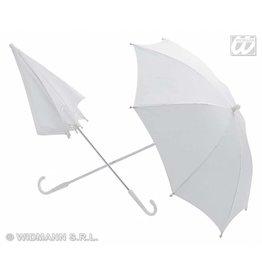 Paraplu wit 60cm