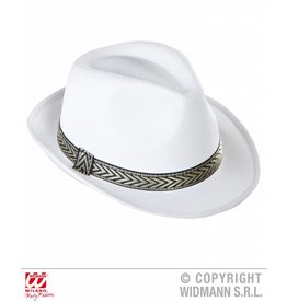 Witte hoed Panama
