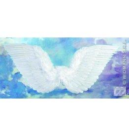 Veren vleugels wit 86X31
