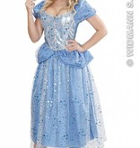 Blauwe prinses