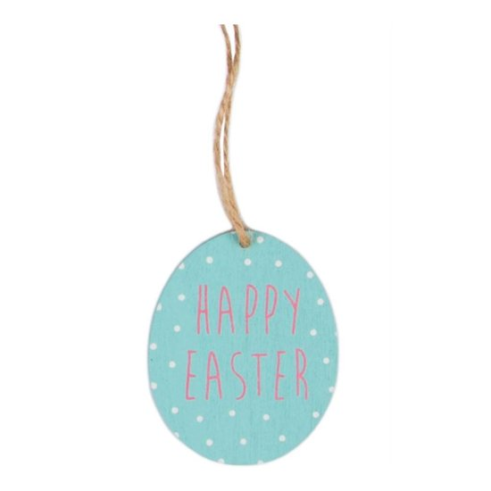 Colourful Hanging Decoration Easter Egg