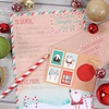 Letter to Santa Claus Kit