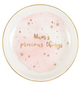 Trinket Dish 'Mum's Precious Things'