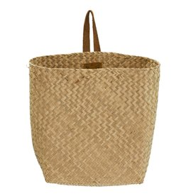 Seagrass Hanging Basket