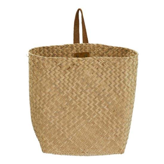 Seagrass Hanging Basket