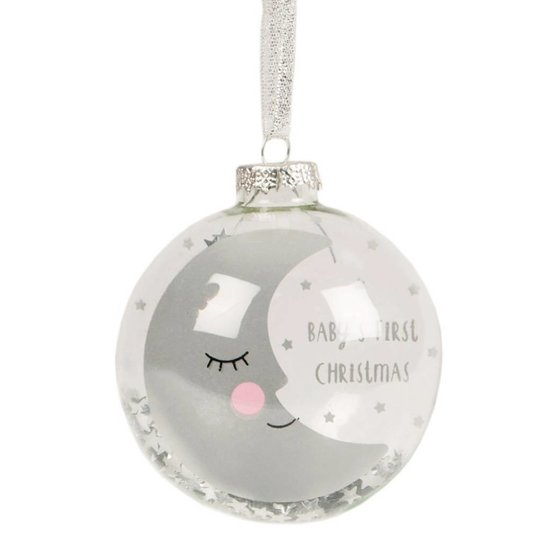 'Baby's First Christmas' Bauble