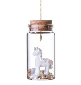 Unicorn Gold Star Vial