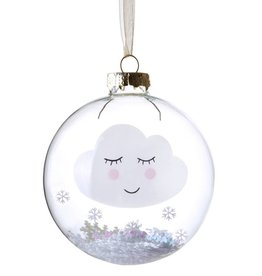 Sleeping Cloud Bauble 'Sweet Dreams'