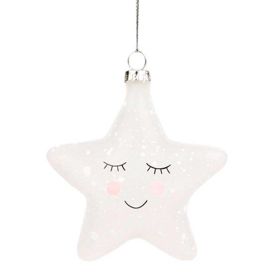 Sleeping Star 'Sweet Dreams' Hanging Decoration