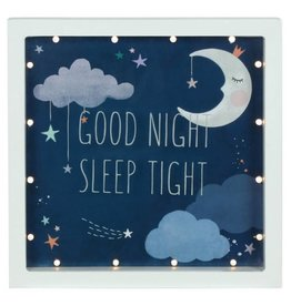 Light Box 'Good Night Sleep Tight'