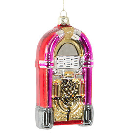 Retro Jukebox Bauble