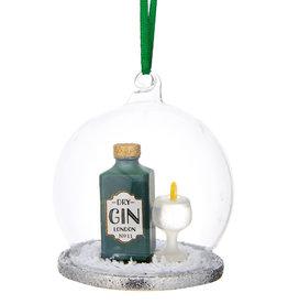 Gin & Tonic Weihnachtskugel