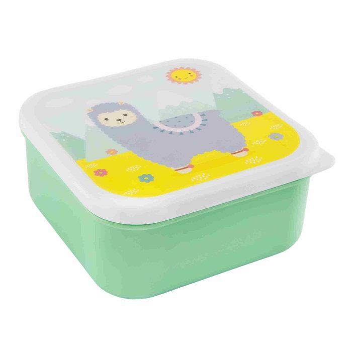 Llama Lunch Box