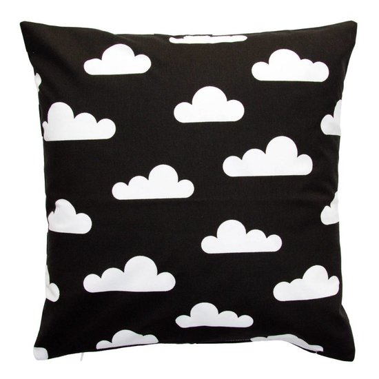 Reversible Cloud Cushion Cover