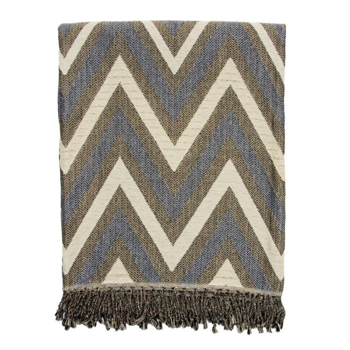 Chevron Throw Blanket