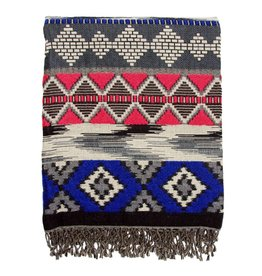 Ethno Throw Blanket