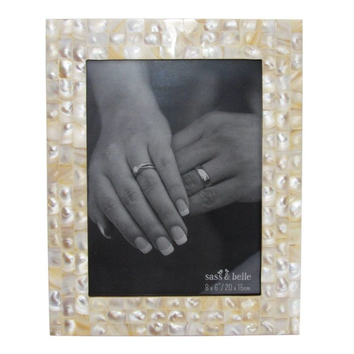 Neja Mother of Pearl Picture Frame, 20x15cm