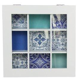 Schmuckbox im marokkanischen Design