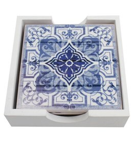 Moroccan Coasters, Set of 4