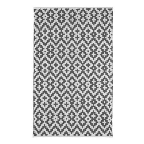 Teppich Samsara aus recycelter Baumwolle