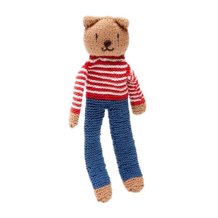 Teddy Bear Flipps Freddie