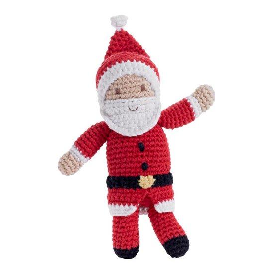 Santa Claus Rattle