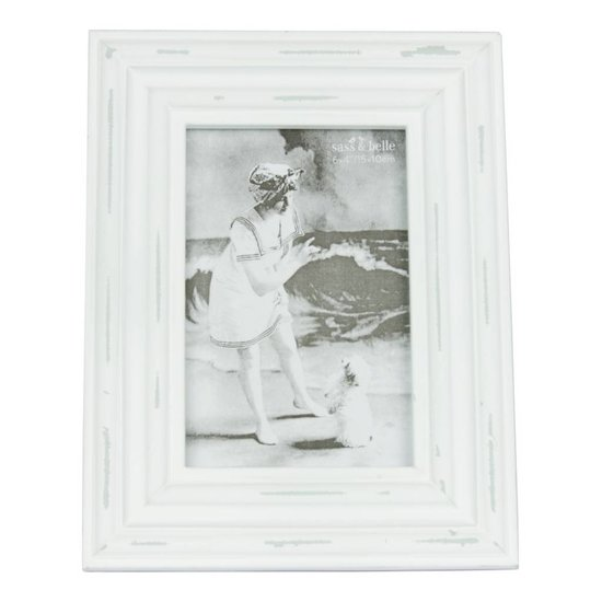 Shabby Chic Picture Frame 10x15cm