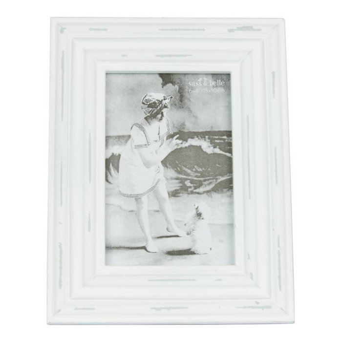 Shabby Chic Picture Frame, 10x15cm