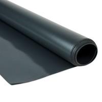 250cm PVC zeildoek Antraciet van de rol 680gr/m2 per meter