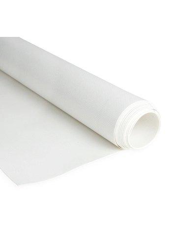 2,5m Wit RAL9010 680gr/m2 PVC zeildoek