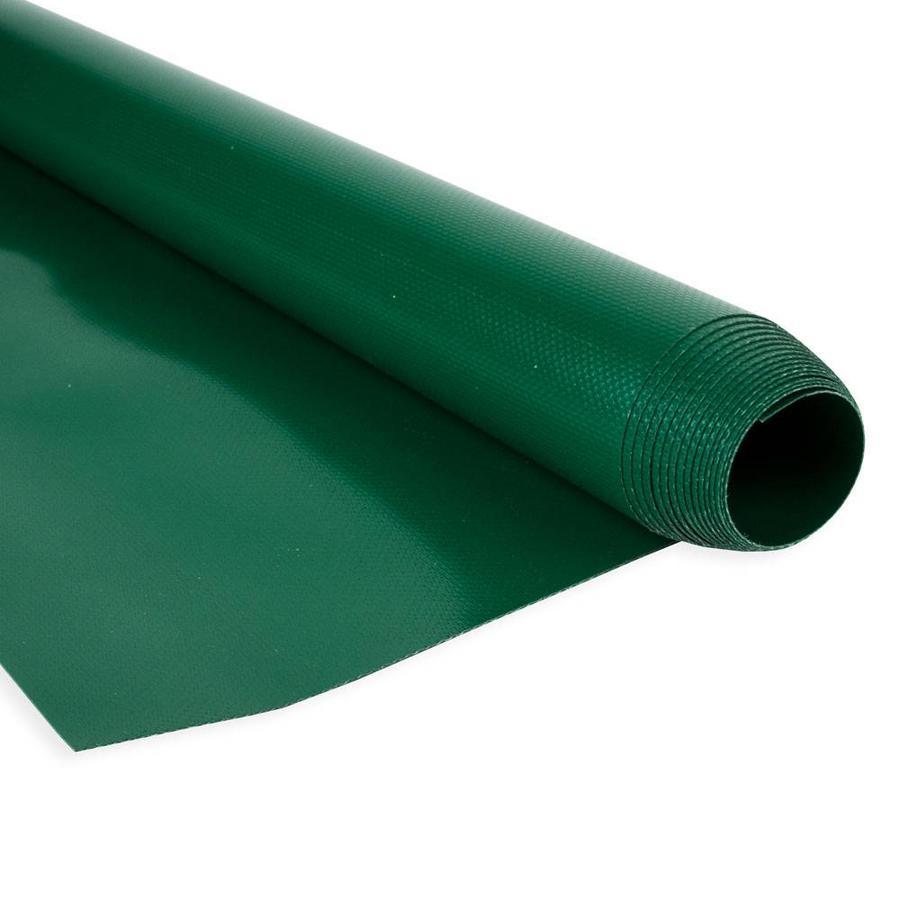 2,5m rolbreedte Groen RAL6026 680gr/m2 PVC zeildoek