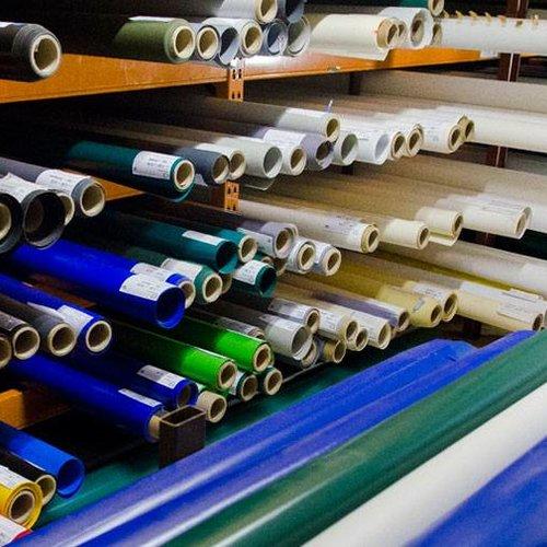 PVC dekzeil 25% korting