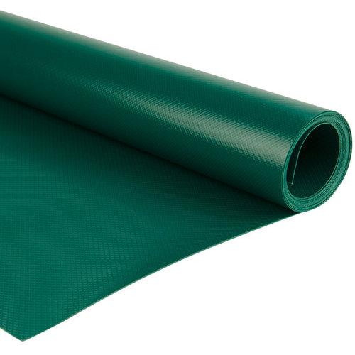 2,5m Groen luxe RAL6028 680gr/m2 PVC zeildoek