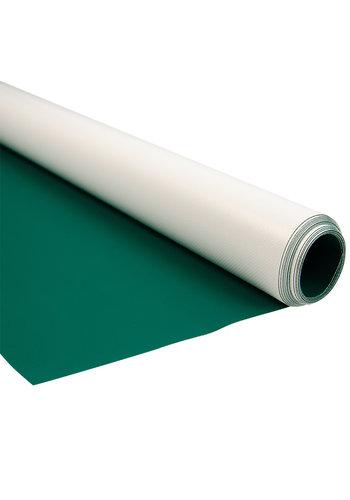 3,2m groen wit mat 670gr pvc zeil