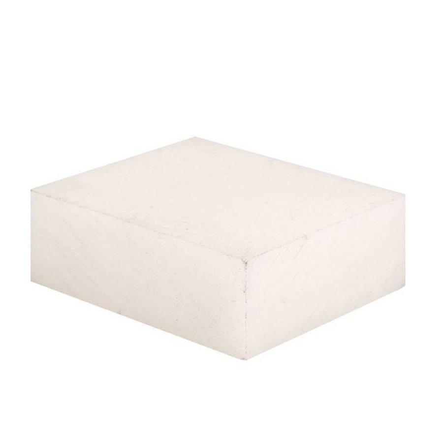 Stansblok voor holpijp nylon plaat