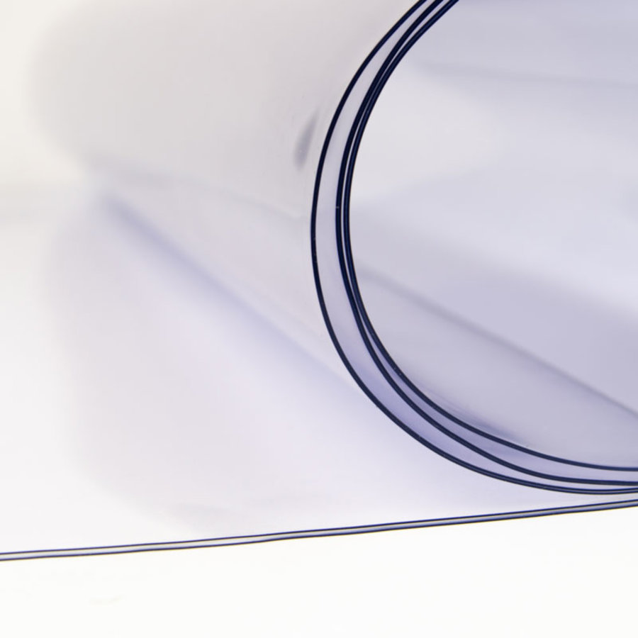 Cabrio ruit / raam 1mm 0,61x1,37m PVC voor auto en boot. E1 ECE-richtlijn 43R