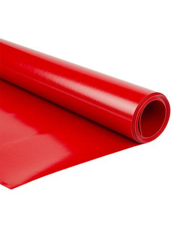 2,5m rood 680gr pvc zeil
