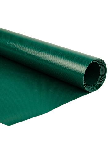 3m groen mat 550gr pvc zeil