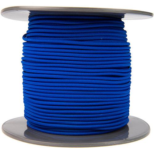 Elastisch koord 4mm blauw