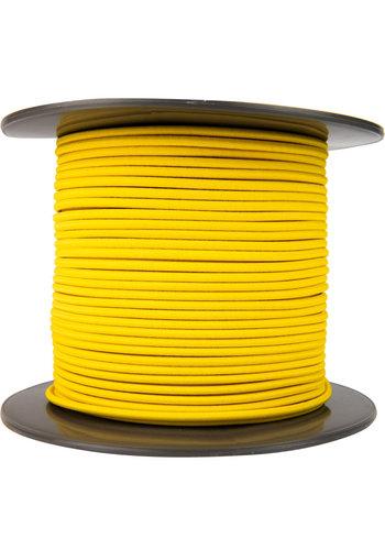 Elastisch koord 4mm geel