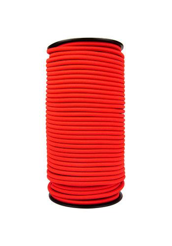 Elastisch koord 10mm rood