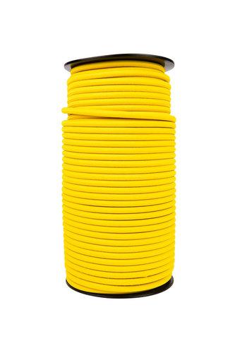 Elastisch koord 10mm geel