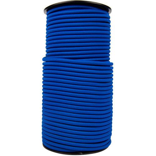 Elastisch koord 8mm blauw